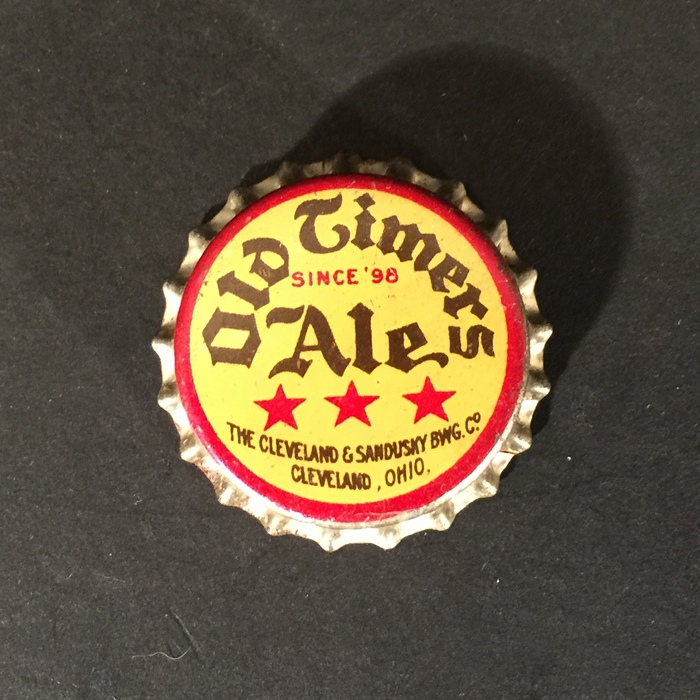 Old Timers Ale 3 Stars Beer
