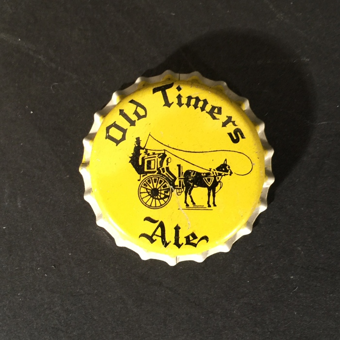 Old Timers Ale Horse Buggy Beer