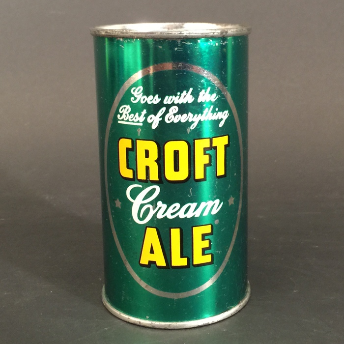Croft Cream Ale 052-28 Beer