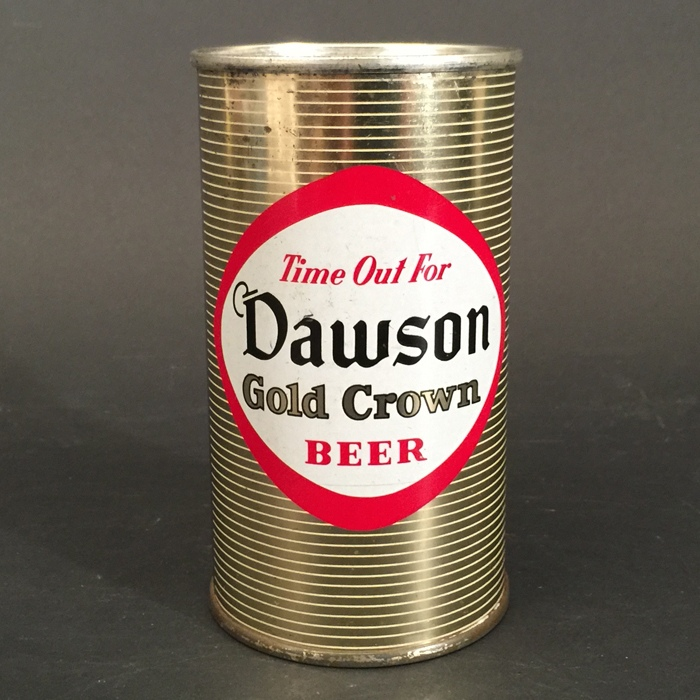 Dawson Gold Crown Beer 53-22 Beer