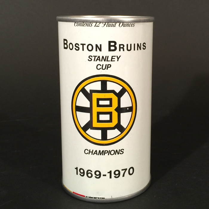 Boston Bruins Stanley Cup 69-70 Beer