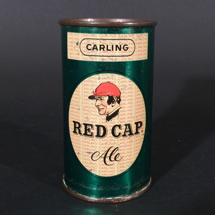 Red Cap Ale Natick 119-07 Beer