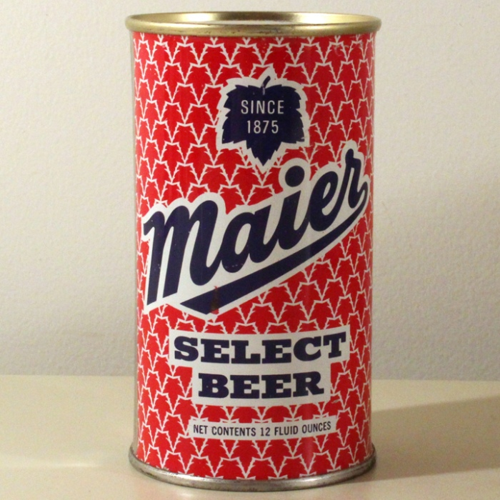 Maier Select Beer 094-17 Beer