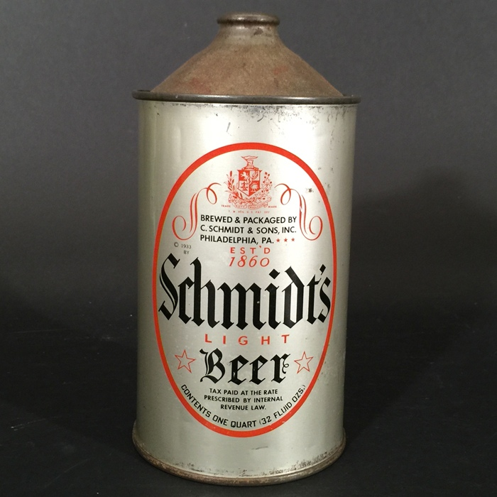 Schmidt's Light Beer 219-04 Beer