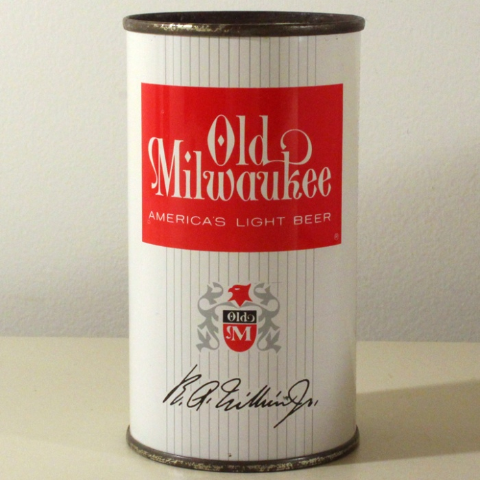 Old Milwaukee Light Beer 107-30 Beer