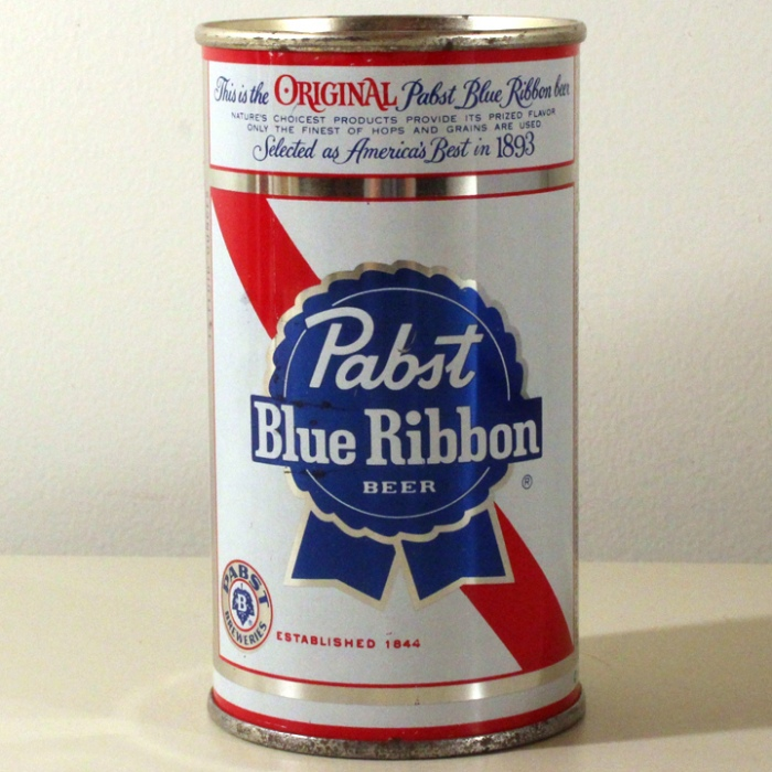 Pabst Bue Ribbon Beer 112-01 Beer