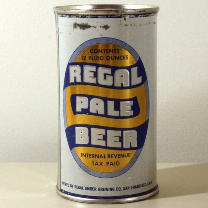 Regal Pale Beer 120-36 Beer