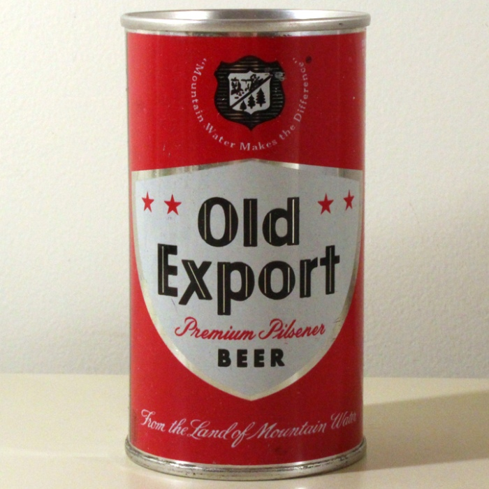 Old Export Premium Pilsener Beer 100-18 Beer