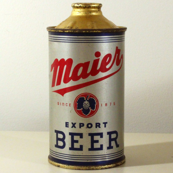 Maier Export Beer 173-06 Beer