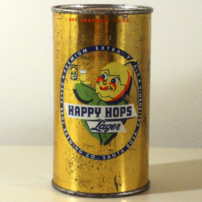 Happy Hops Lager Beer 080-14 Beer