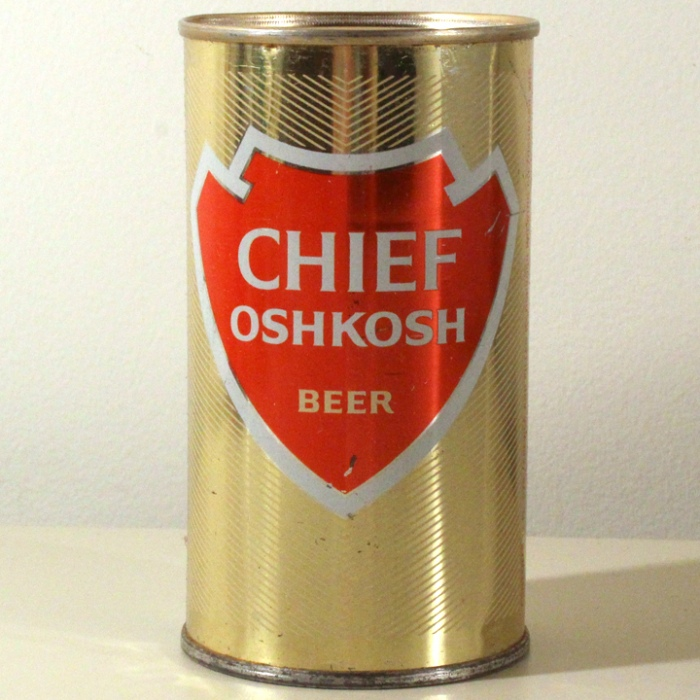 Chief Oshkosh Beer 049-26 Beer