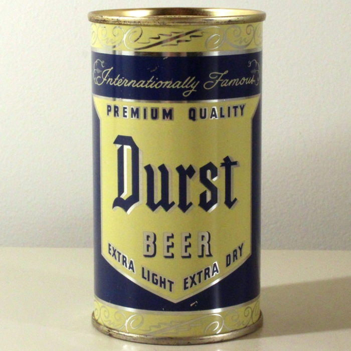 Durst Beer (Continental Can) 057-18 Beer