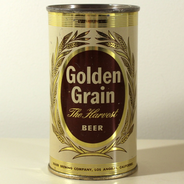 Golden Grain The Harvest Beer 073-15 Beer