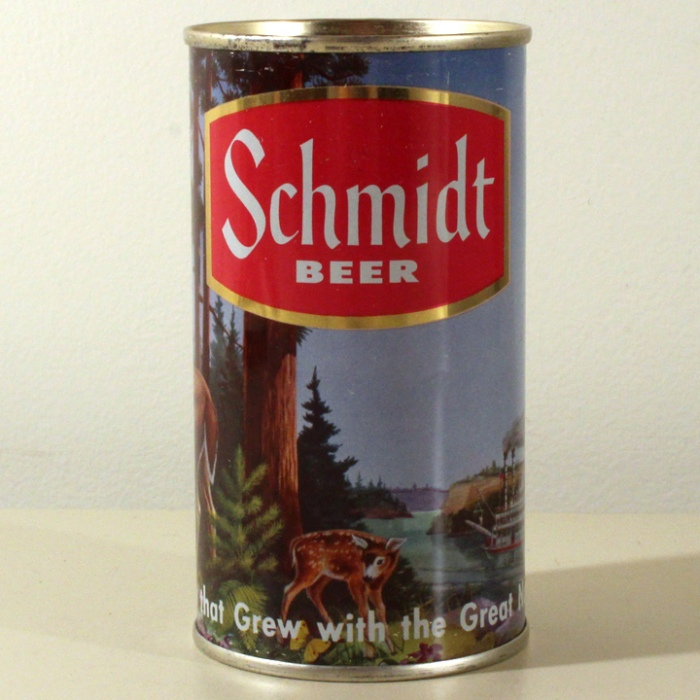 Schmidt Beer Deer & Steamboat 131-04 Beer