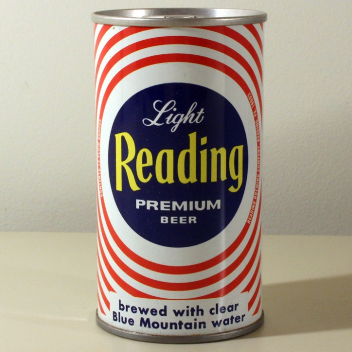 Reading Light Premium Beer 112-32 Beer