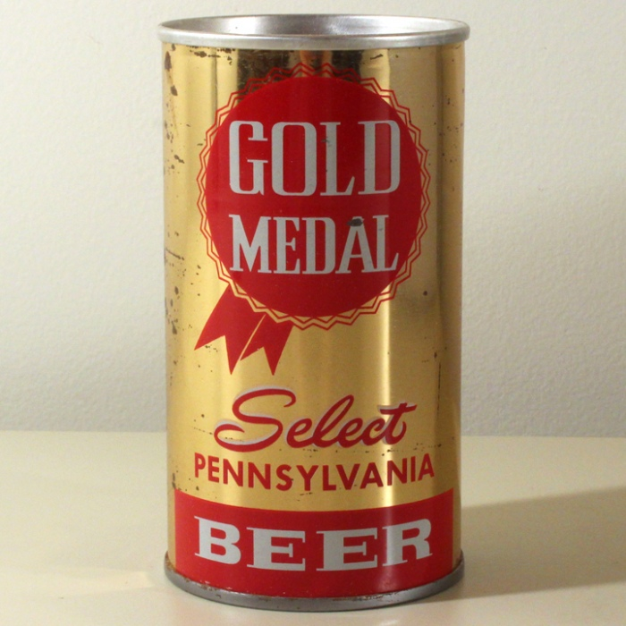 Gold Medal Select Pennsylvania Beer 069-34 Beer