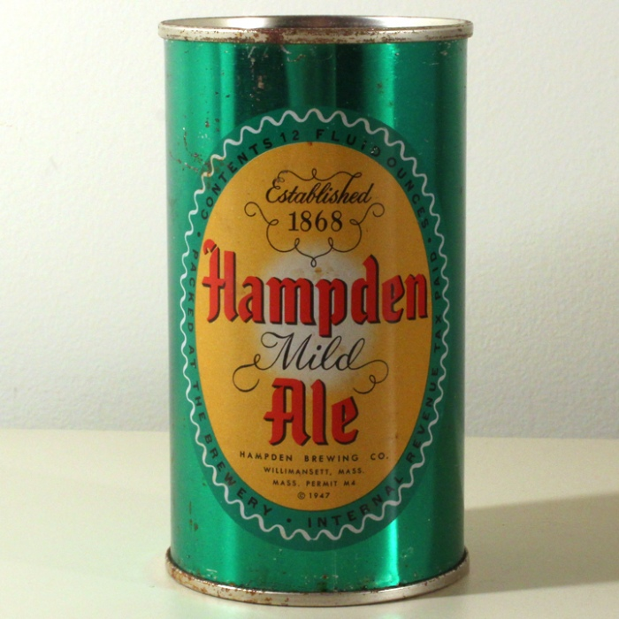 Hampden Mild Ale 079-33 Beer