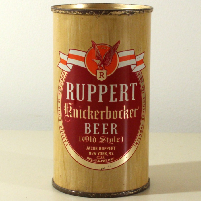 Ruppert Knickerbocker Beer 126-02 Beer
