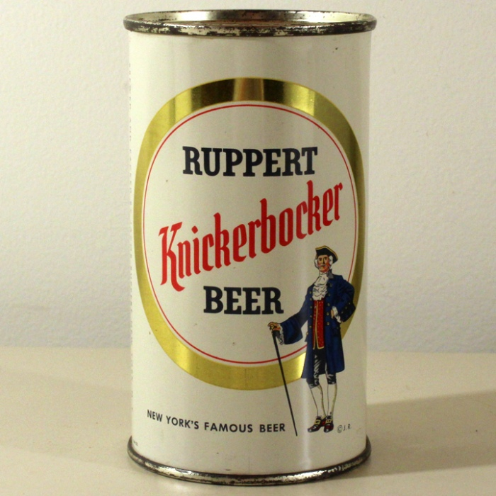 Ruppert Knickerbocker Beer 126-14 Beer