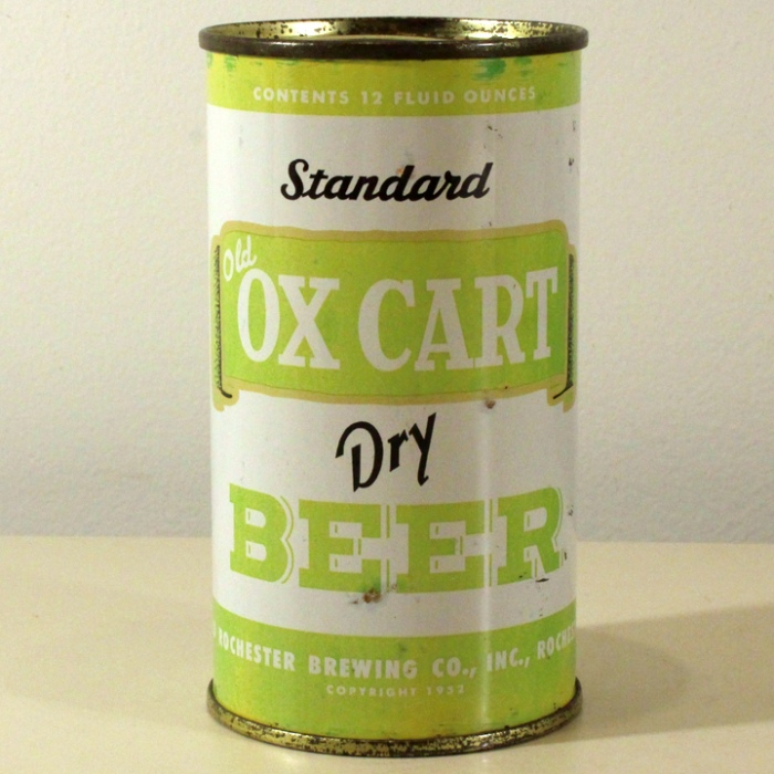 Standard Ox Cart Dry Beer 135-34 Beer