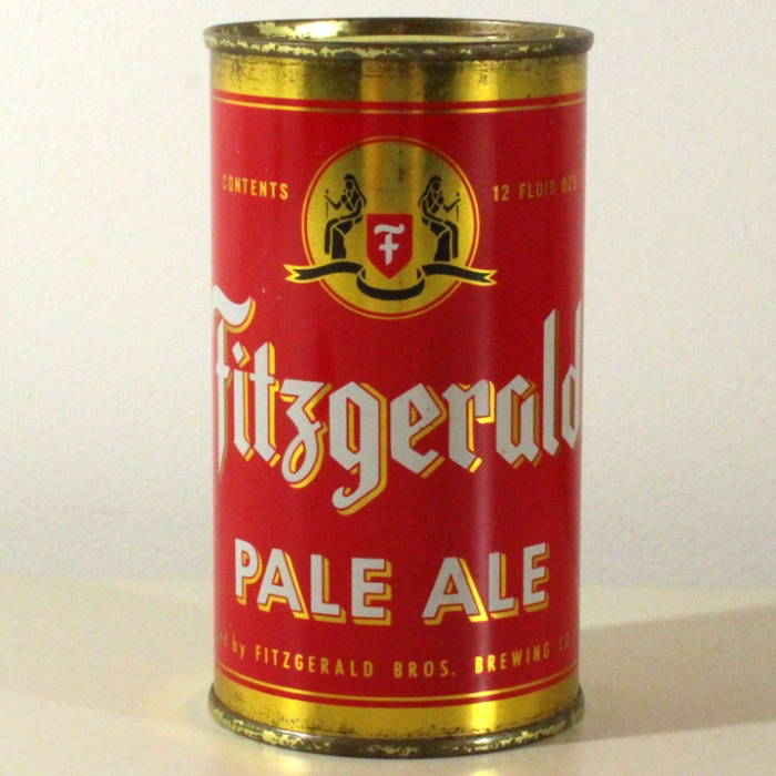 Fitzgerald Pale Ale (Blue Shield) 064-15 Beer