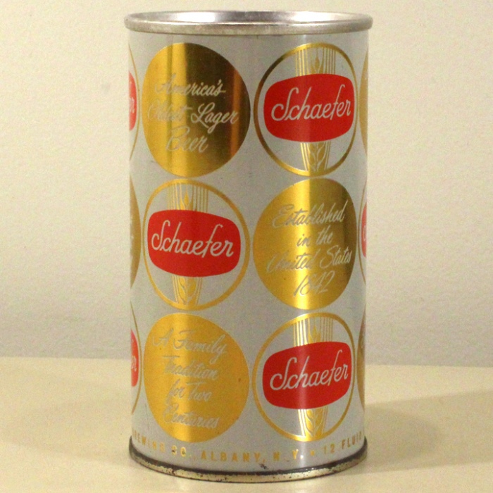 Schaefer Lager Beer 1964-1965 World's Fair 117-38 Beer