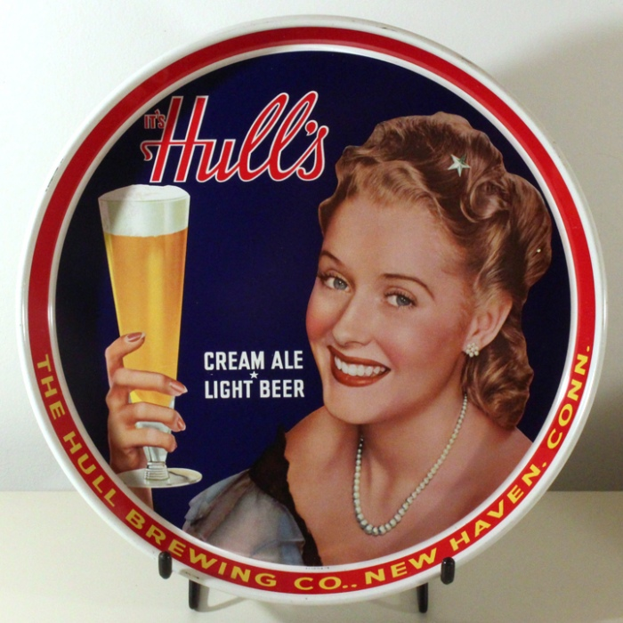 Hull's Cream Ale - Light Beer Beer