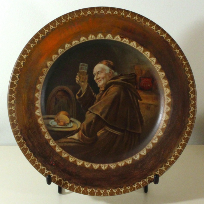 Frank Jones Brewing Co. Vienna Art Plate Beer