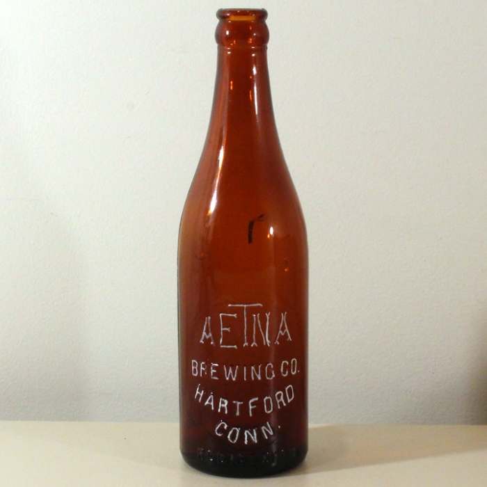 Aetna Brewing Co. - Hartford, Conn. Beer