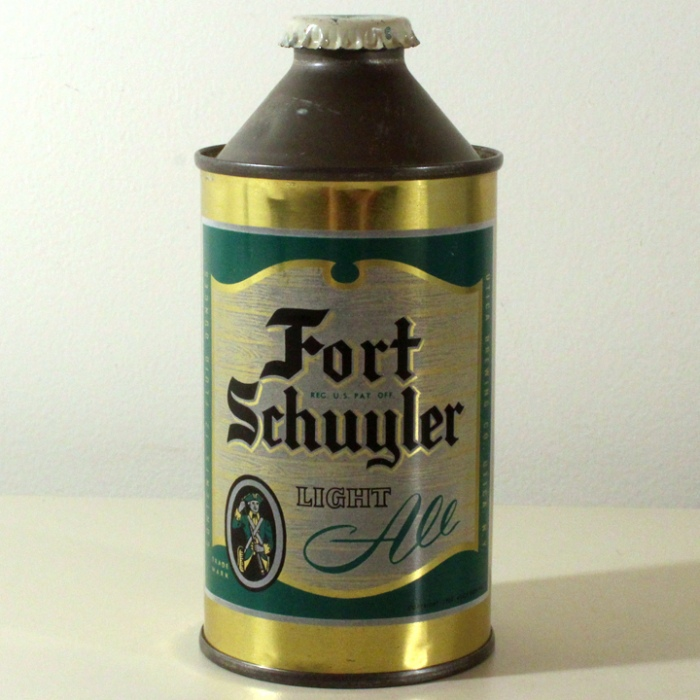 Fort Schuyler Light Ale 163-16 Beer