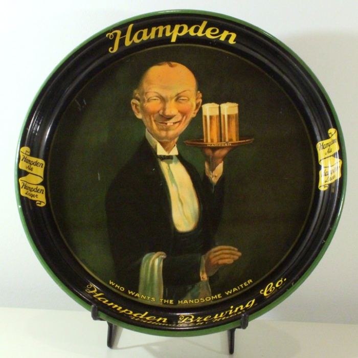 Hampden Handsome Waiter Beer
