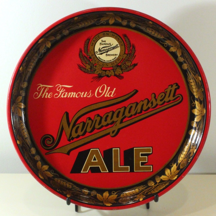 Narragansett Ale Beer