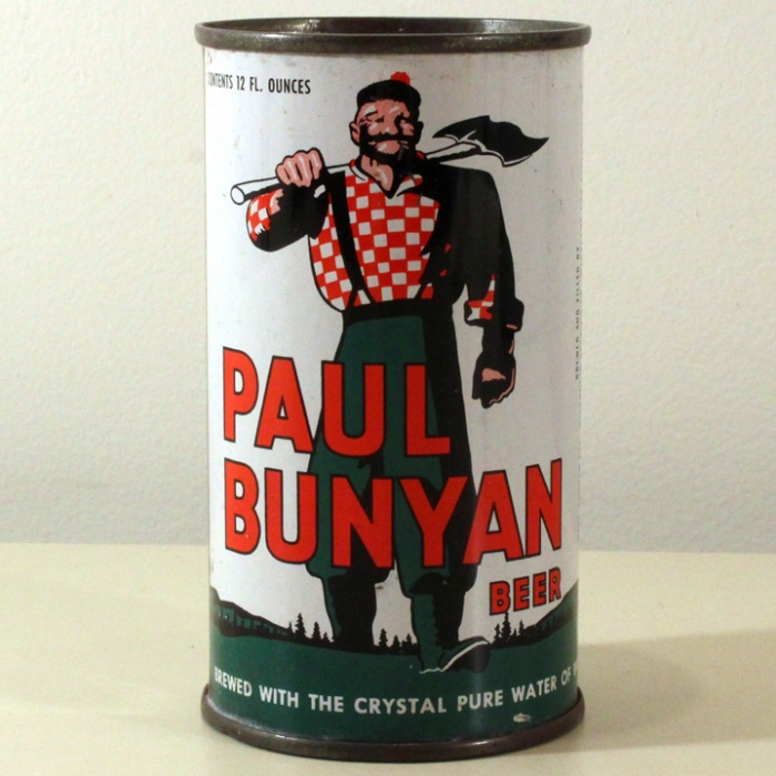 Paul Bunyan Beer 112-24 Beer