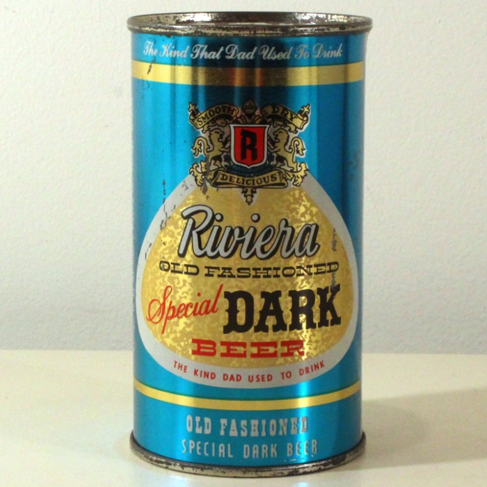 Riviera Old Fashioned Special Dark Beer 125-11 Beer