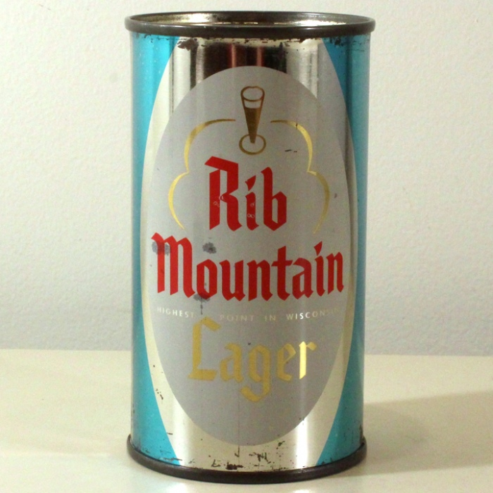 Rib Mountain Lager 124-35 Beer