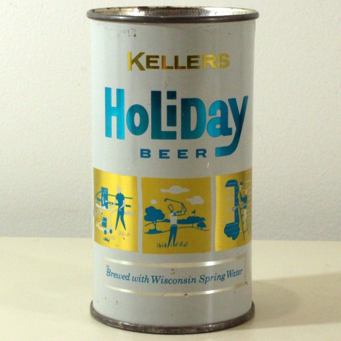 Kellers Holiday Beer 082-38 Beer