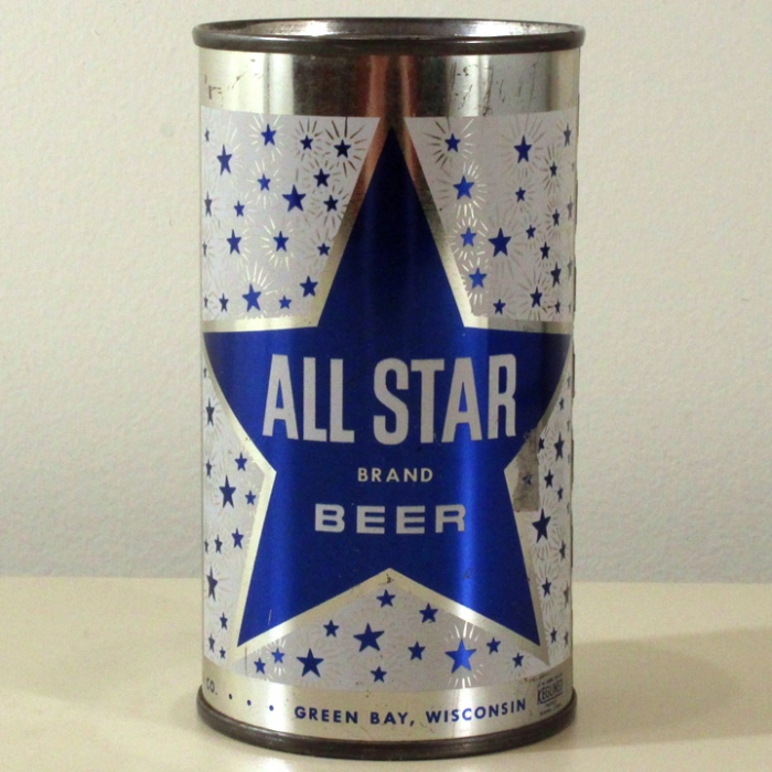 All Star Brand Beer 029-33 Beer