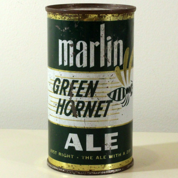 Marlin Green Hornet Ale 094-34 Beer