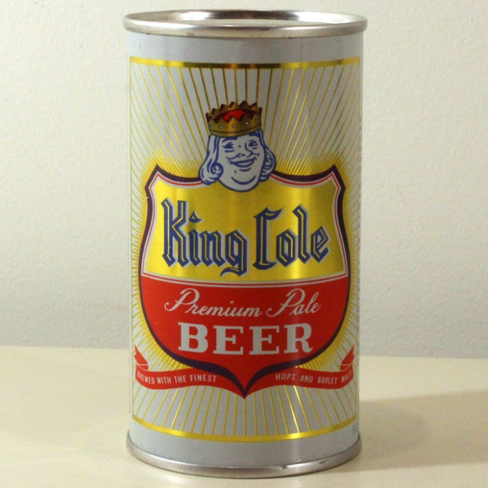King Cole Premium Pale Beer 087-37 Beer