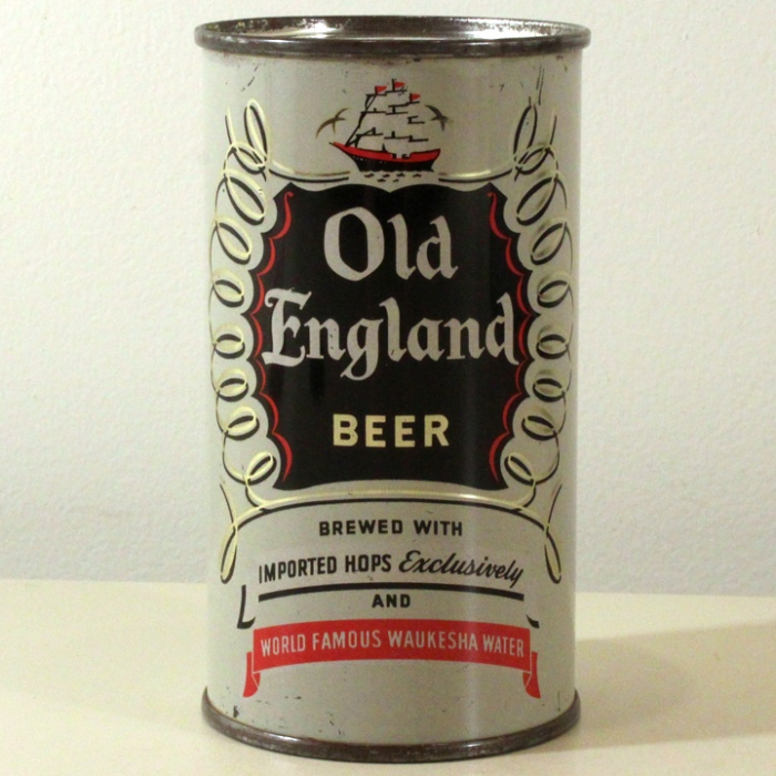 Old England Beer 106-09 Beer