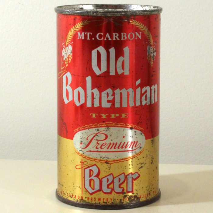 Old Bohemian Type Premium Beer 104-35 Beer