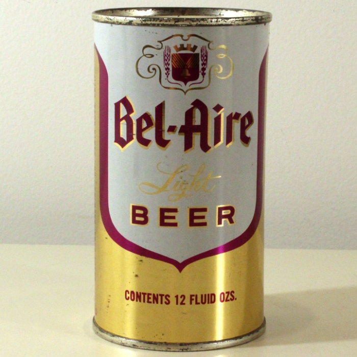 Bel-Aire Light Beer 035-39 Beer