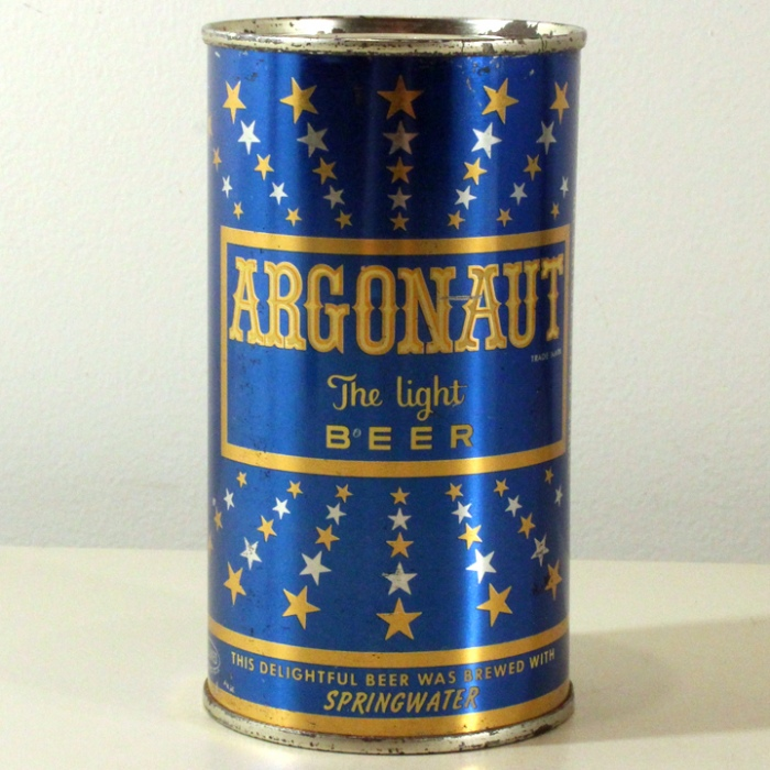 Argonaut Light Beer 031-36 Beer