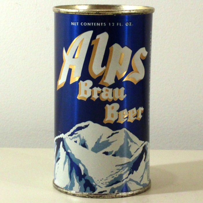 Alps Brau Beer 030-07 Beer