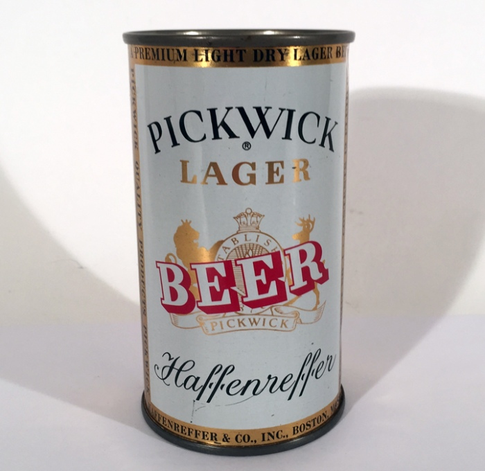 Pickwick Lager Beer 115-04 Beer