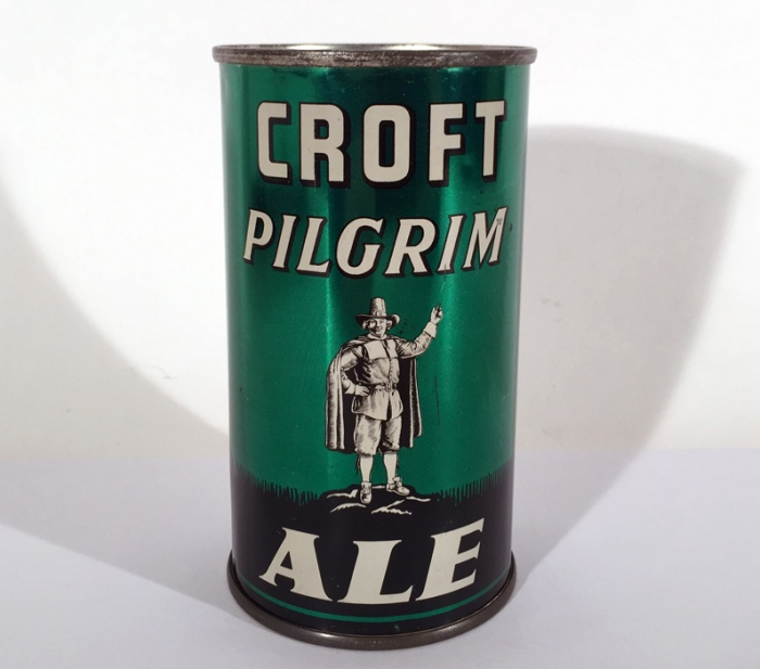 Croft Pilgirm Ale Can 193 Beer