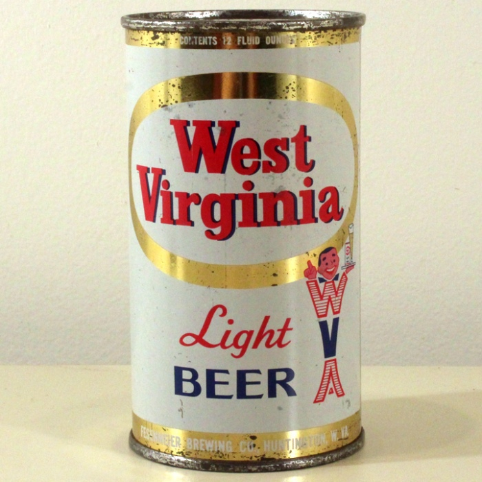 West Virginia Light Beer 145-04 Beer