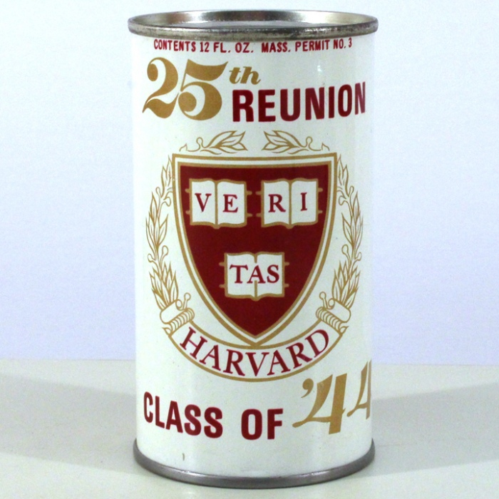 Black Label Harvard Class of '44 Reunion 216-09 Beer