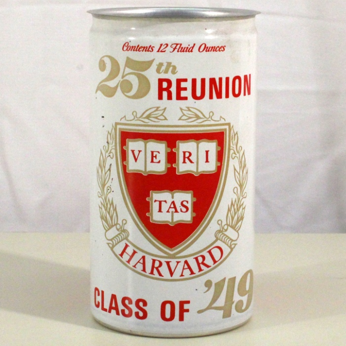 Black Label Harvard Class of '49 Reunion 216-14 Beer