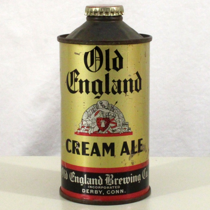 Old England Cream Ale 176-07 Beer